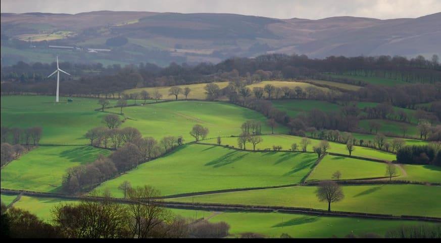 Pencastell Views