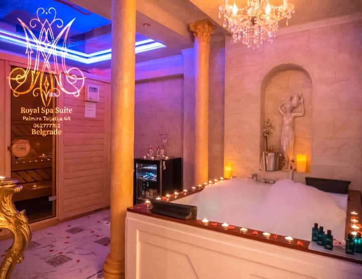 The most luxurious private SPA in Serbia.