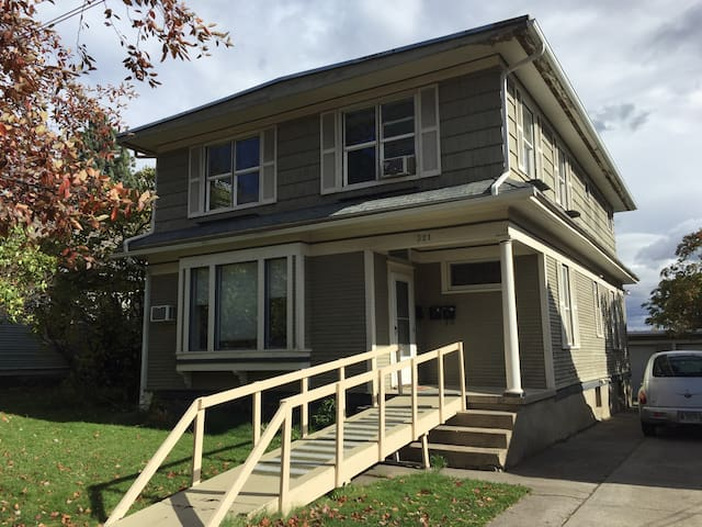 Nice 1 BR in Historic Browne's Addition - Spokane - Daire