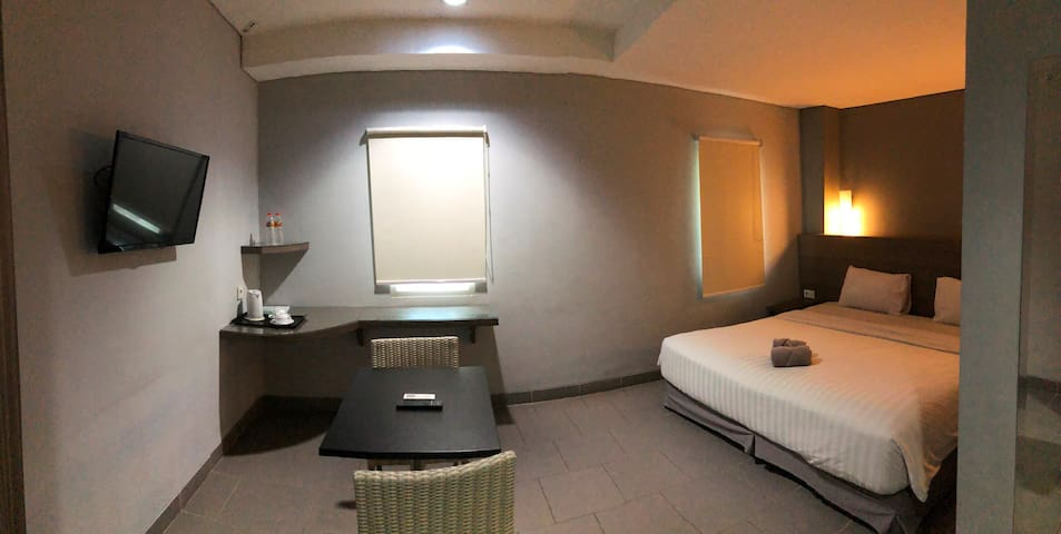 IZI HOTEL BOGOR for Deluxe Room Double
