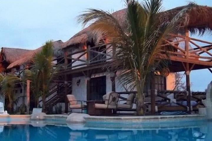 Villas Tortuga Hotel a la orilla del mar