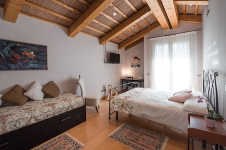 Rosa del Grappa near Bassano del G. - Rosà - Bed & Breakfast