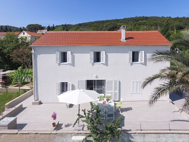 HOLIDAY HOME OTOK  pool DUGI OTOK dalmatian island