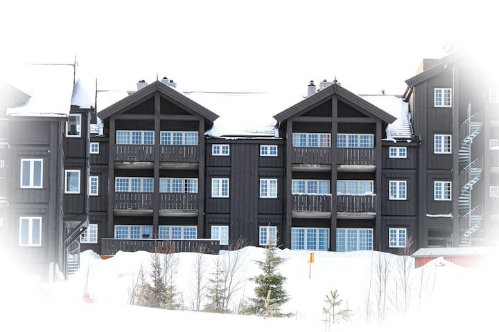 Cozy Trysil, Fageråsen Apartment - ski in/ski out