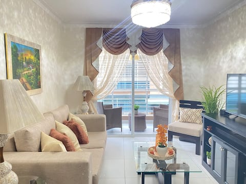 Cozy-fully furnished-APT Santiago 5-min airport