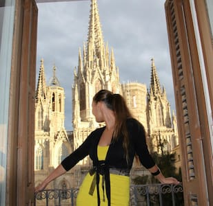 Cathedral Square Exclusive View C2 - Barcellona - Appartamento