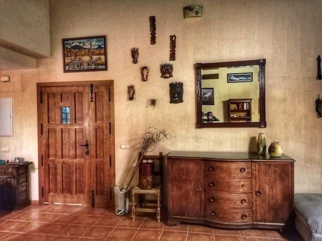 Casa Rural NAMASTE - Ortigosa del Monte - SEGOVIA