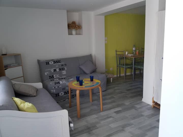 petit appartement cosy,  rénové