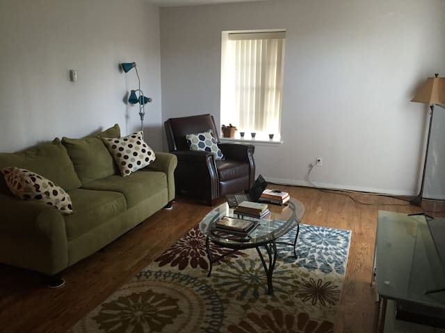 1 bedroom apt/bath - clean and cozy place