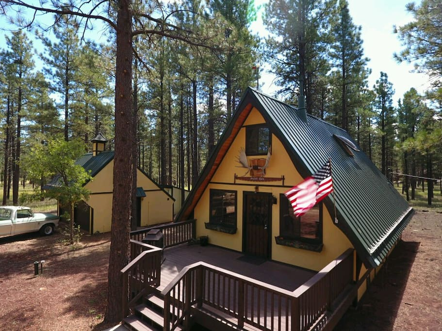 cozy mountain cabin az cabins for rent in williams 87744