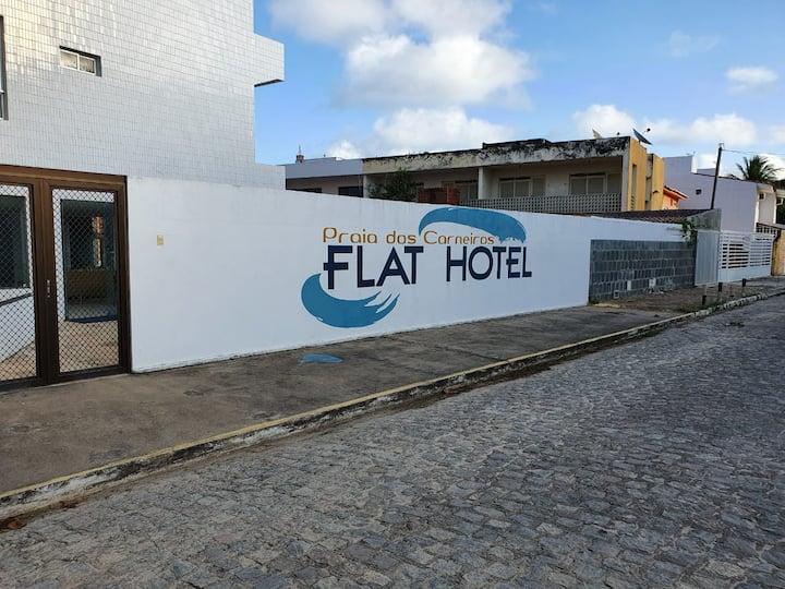 Flat na Praia dos Carneiros Hotel