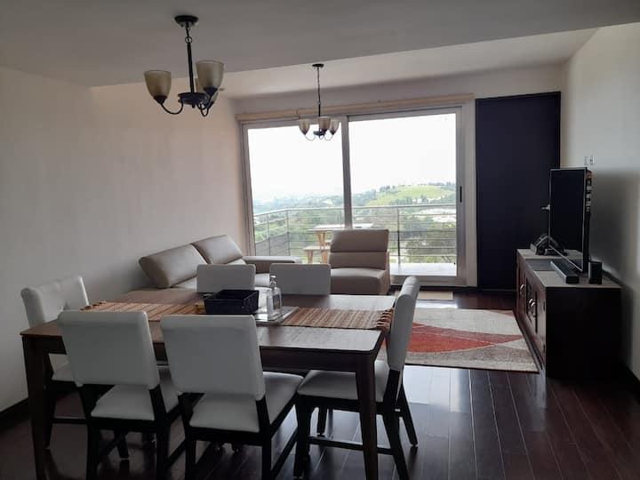Apartamento Exclusiva área, a 10 minutos de Cayala