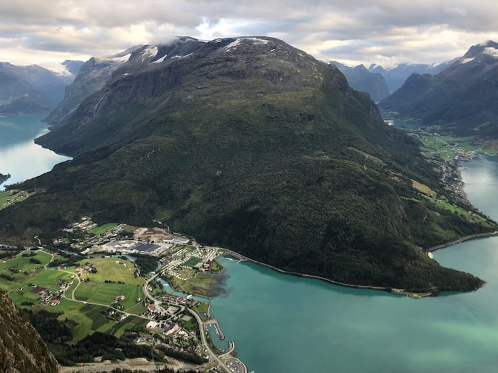 Room for rent in Loen, the heart of Nordfjord