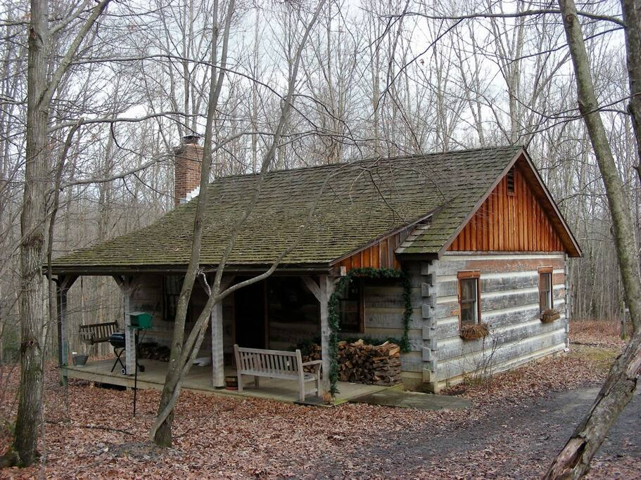 Blake House Romantic Cabin Getaway Near Cass Rr Cabins