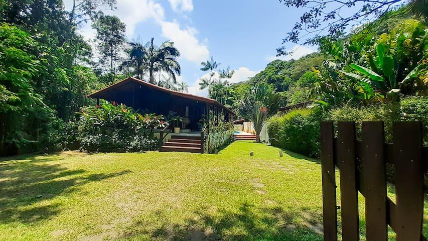Casa de veraneio - boiçucanga - São Sebastião