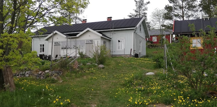 Houtskär-BB cottage in traditional arkipelag home