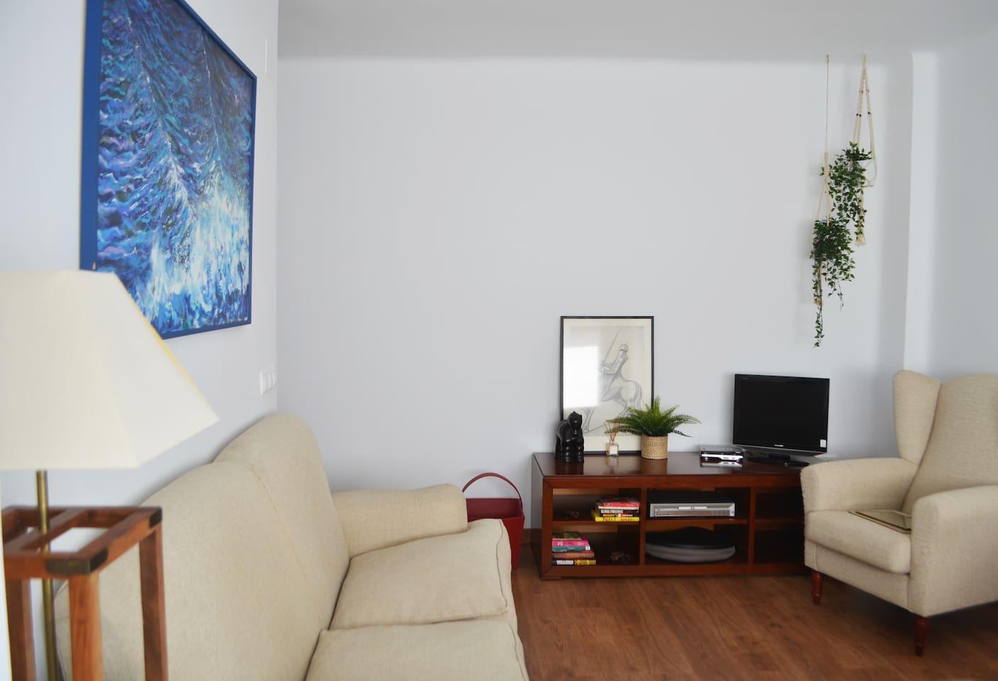 Salón-comedor I / Living Room I