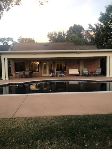 Carter's Landing and Pool Villa