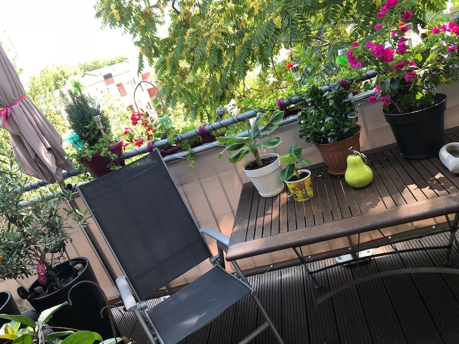 Balcony (kitchen)