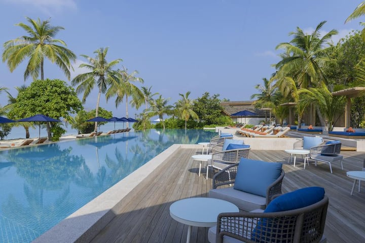 FAARUFUSHI MALDIVES OCEAN RETREAT WITH POOL