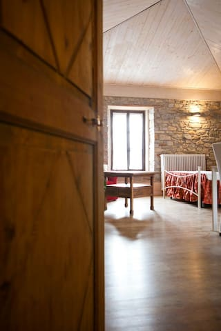 B&B CASA LUPI MANSARDA - Province of Parma - Bed & Breakfast
