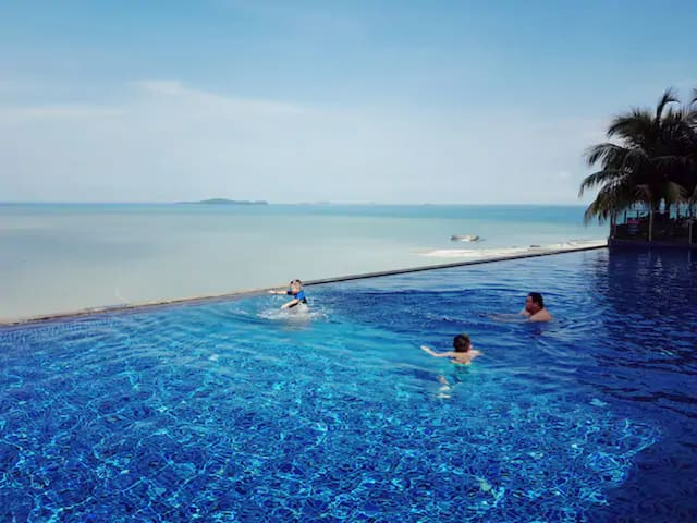 Heart Of Melaka Infinity Luxury Condo
