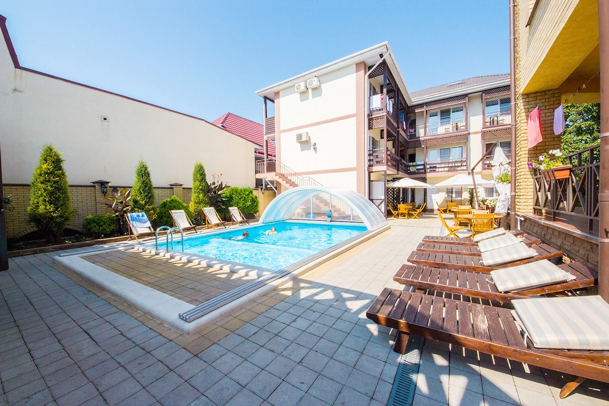 Where to rest in Anapa: holiday homes, the sea, reviews and tourist tips 14