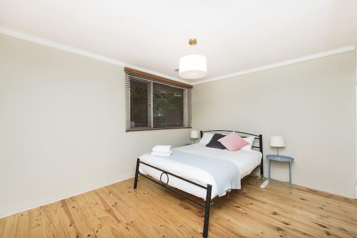Simple yet classy bedroom