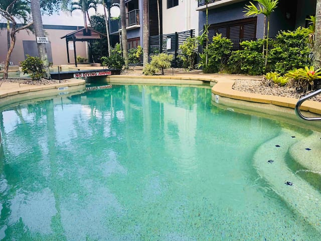 ❤️C2 City resort hotel 1 bedroom apartment