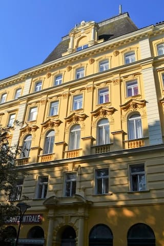 Modern apartment for rent 7 min from Stephansplatz