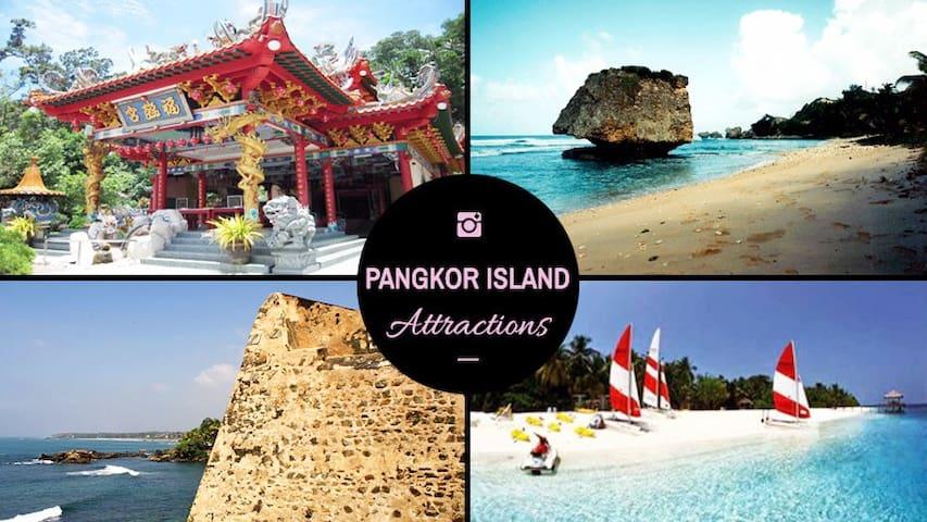 Pangkor Lot 10 Vacation Studio 邦咯乐天度假屋 - Pangkor Island