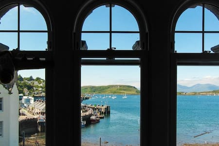 Stunning Period Apartment with best views in town