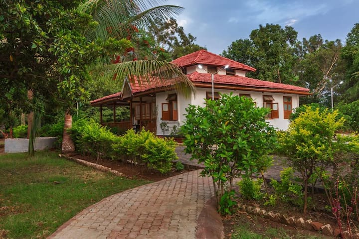 River View Villa for Family Holiday near Lonavala
