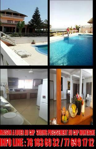 Maison ou chambre á louer