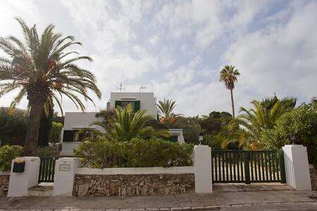 Casa con jardín 150m de Cala Esmeralda en Cala Dor - Santanyí