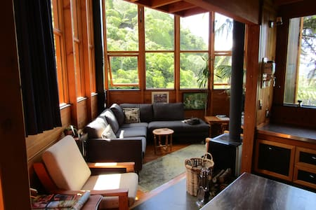 Small House Retreat, Wellington. - Wellington - Talo