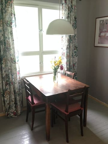 Cosy apartment in the heart of Fiskars village