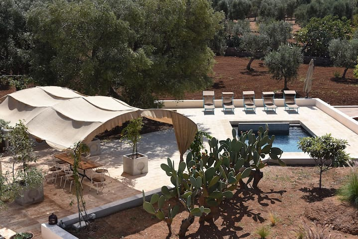 Villa w/pool 2 km from sea for Archilovers, Puglia