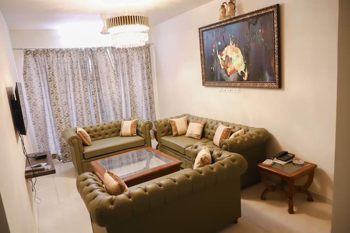 AC 3 bedroom Apartment ID: 45545109