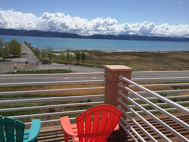 3 Level Bear Lake Townhouse w/ Incredible Views! - Garden City - Maison de ville