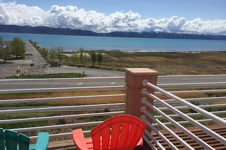 3 Level Bear Lake Townhouse w/ Incredible Views! - Garden City - Sorház