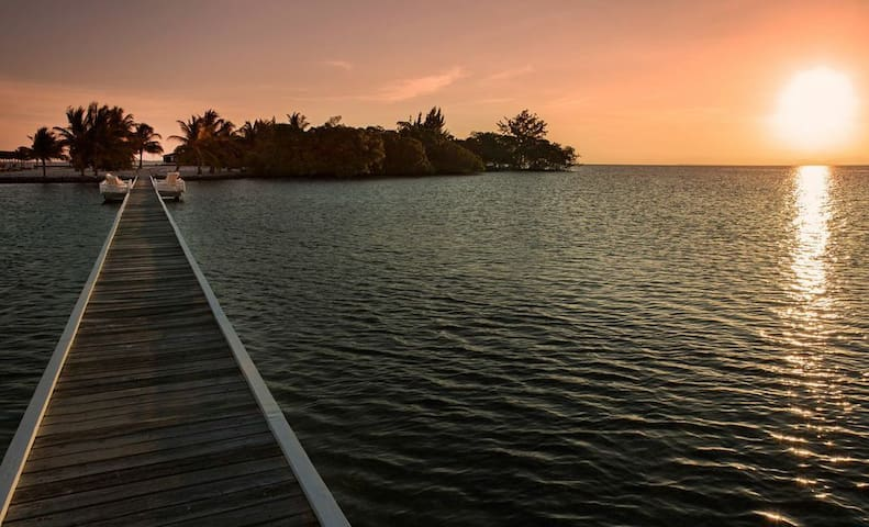Royal Belize Private Island Resort - BZ - Ö