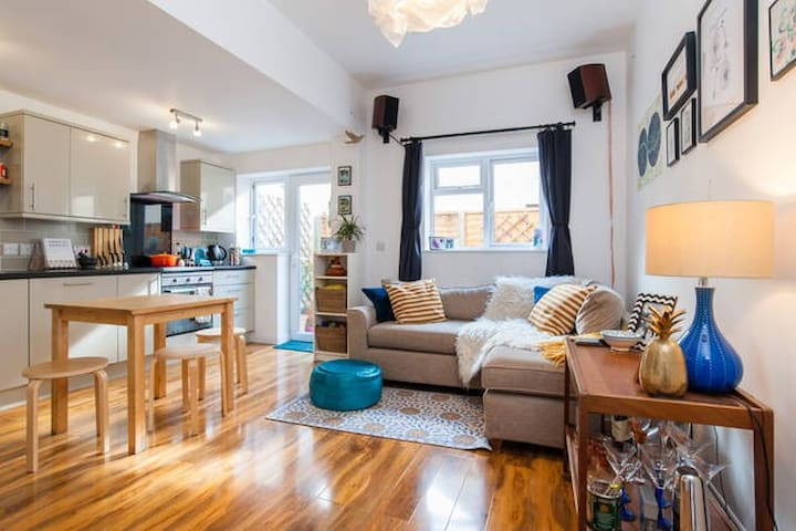 Modern flat with double bedroom - Bristol - Huoneisto