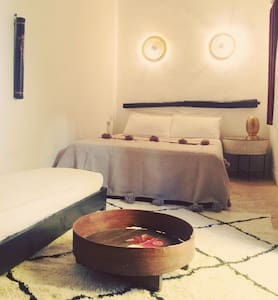 Riad Nejma Lounge - Chambre Prune