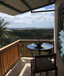 Ocean, Mountain, Nature View! - Mayagüez - Hus