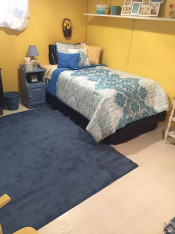The Blue Bungalow. Newly remodeled apartment. - Laramie - Appartement