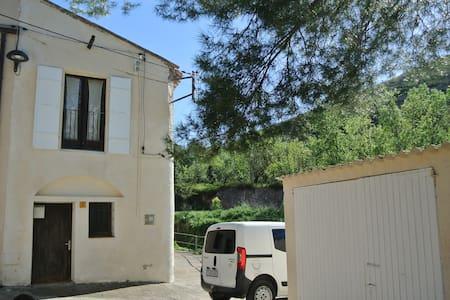 maison de campagne entre mer et montagne - Biure - Talo