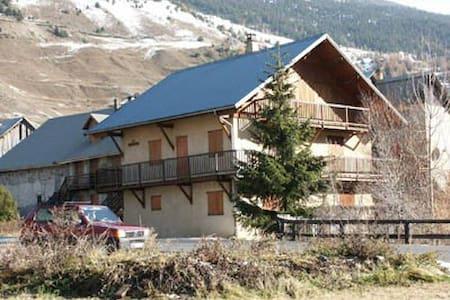 Appartement vacances montagne Ceillac 5 personnes - Ceillac