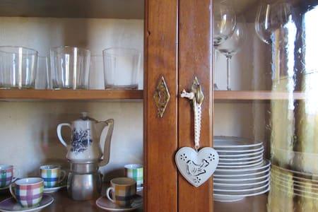 """Le Nuvole""- three-room apartment in Suvereto - Suvereto - Lejlighed"