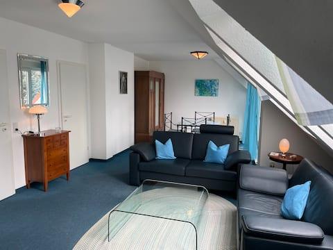 Vkusný apartmán v lokalite Mainz-Drais - 58m²